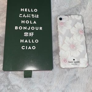 Kate Spade IPhone case 6/6s/7/8/SE 2nd generation